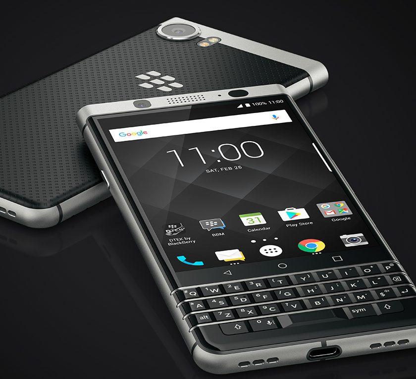 Review BlackBerry KeyOne