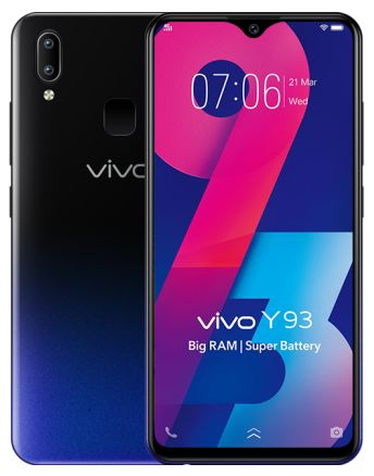 Review Vivo Y93