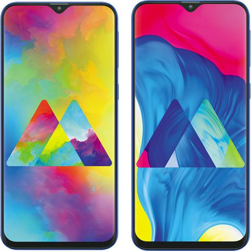 Samsung Galaxy M20 vs Samsung Galaxy M10